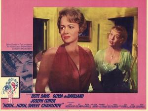 Hush Hush, Sweet Charlotte, 1964