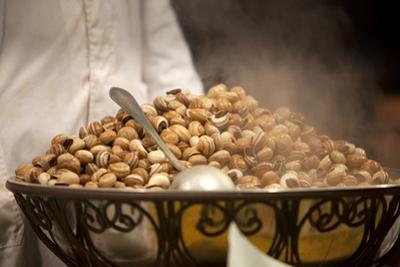 Boiled Snails on a Market Stall in Marrakech, Morocco by Huw Jones