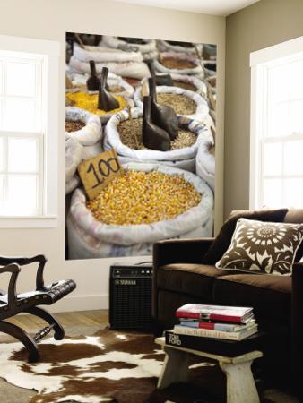 Corn Fo Sale by Huw Jones