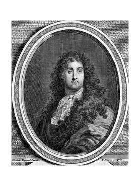 Charles Simonneau by Hyacinthe Rigaud