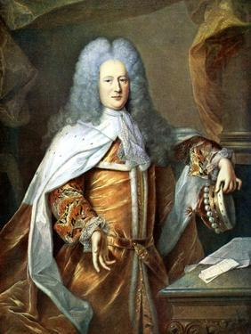 Henry St John, Viscount of Bolingbroke, English Politician and Philosopher, 18th Century by Hyacinthe Rigaud