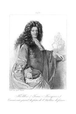 Jean-Jacques Keller by Hyacinthe Rigaud