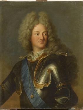 Louis-Alexandre de Bourbon, comte de Toulouse (1678-1737) by Hyacinthe Rigaud