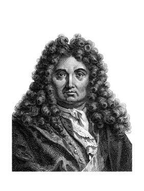 Philippe Marquis Dangeau by Hyacinthe Rigaud
