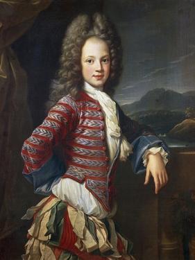 Scottish Prince by Hyacinthe Rigaud