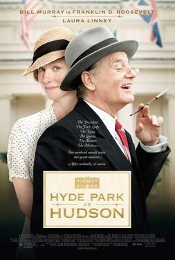 Hyde Park on Hudson Movie Poster