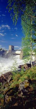 Hydroelectric Dam, Imatra, South Karelia, Finland