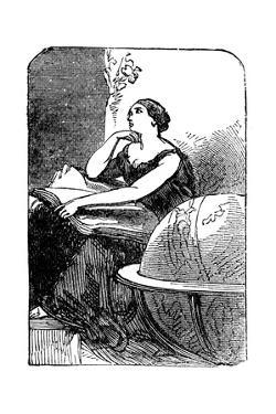 Hypatia (C370-41), Mathematician and Neo-Platonic Philosopher, Mid 19th Century