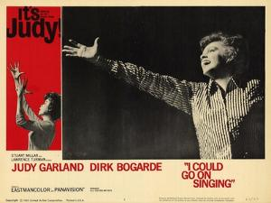 I Could Go On Singing, 1963