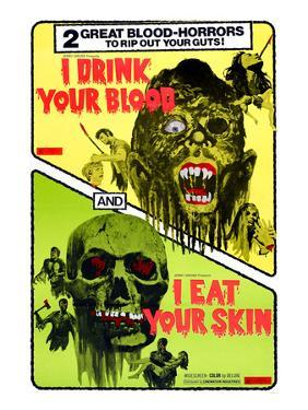I Drink Your Blood, And I Eat Your Skin, 1964