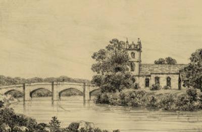 Idyllic Bridge IV