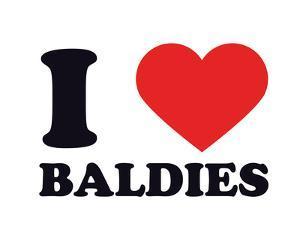 I Heart Baldies