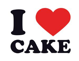 I Heart Cake
