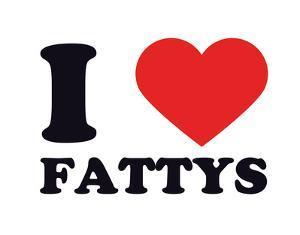 I Heart Fattys