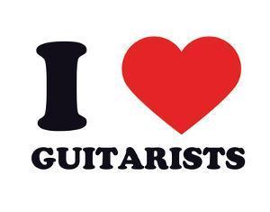 I Heart Guitarists