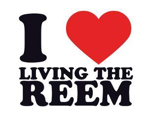 I Heart Living the Reem