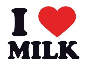 I Heart Milk