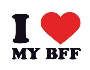 I Heart My BFF