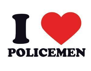 I Heart Policemen