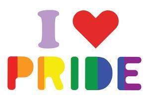 I Heart Pride