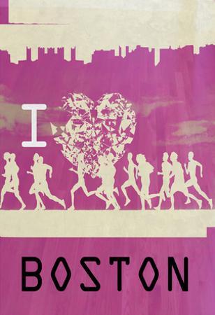 I Heart Running Boston