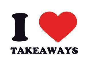 I Heart Takeaways