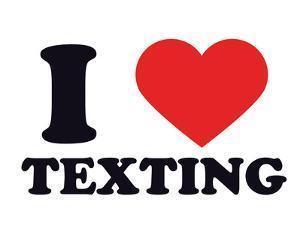 I Heart Texting