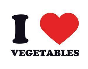 I Heart Vegetables