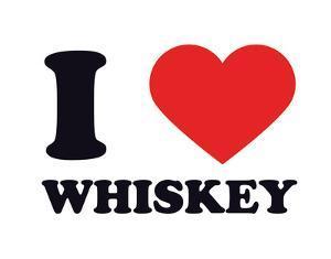 I Heart Whiskey