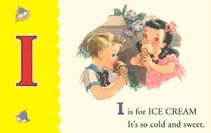 I is for Ice Cream