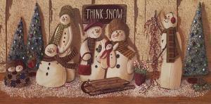 Think Snow by I. Lane