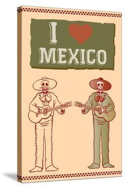I Love Mexico