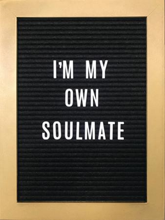 I'm My Own Soulmate