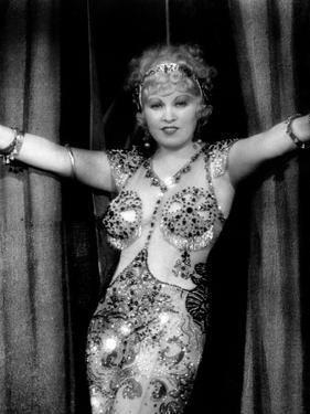 I'M No Angel, Mae West, 1933