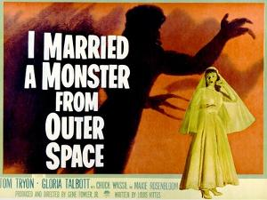 I Married A Monster From Outer Space, Gloria Talbott, 1958