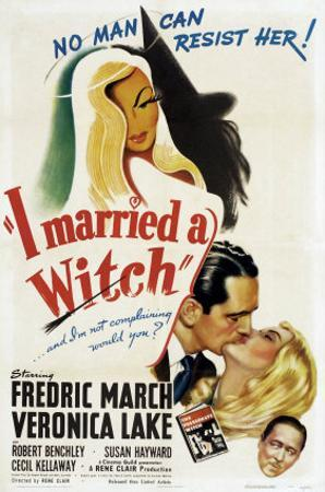 I Married a Witch, 1942
