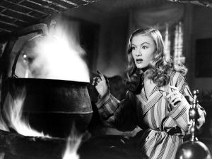 I Married A Witch, Veronica Lake, 1942