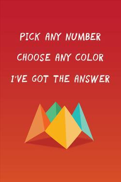 I've Got The Answer