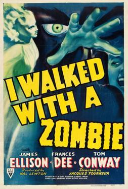 I Walked With A Zombie, 1943