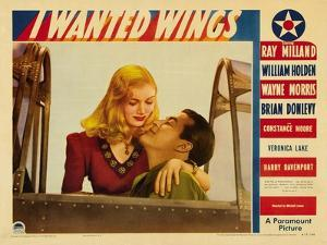I Wanted Wings, 1941