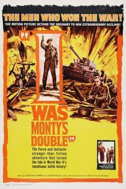 I Was Monty's Double, (Aka Hell, Heaven or Hoboken), John Mills (Top), 1958