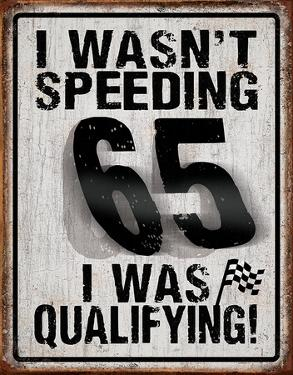 I Wasn't Speeding