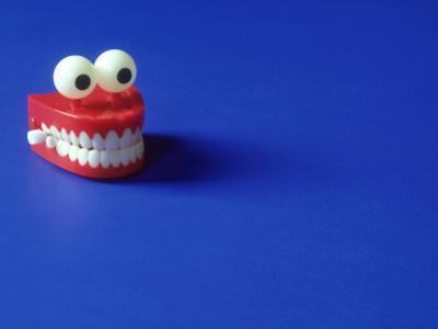 Toy Teeth by Iain Sarjeant