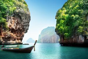 Fabled Landscape of Thailand by Iakov Kalinin