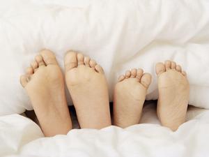 Children's Feet by Ian Boddy