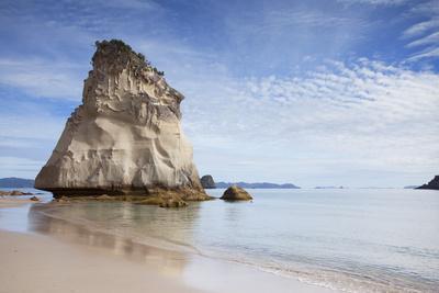Cathedral Cove, Coromandel Peninsula, Waikato, North Island, New Zealand, Pacific