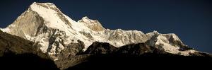 Nevado Huandoy Mountain Range, Parque Nacional Huascaran, UNESCO World Heritage Site, Peru by Ian Egner