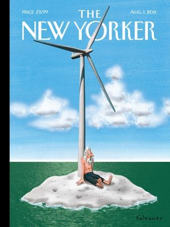 The New Yorker Cover - August 1, 2011