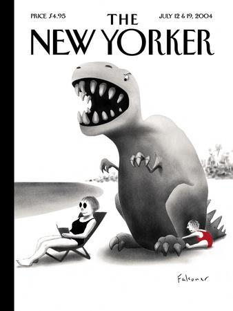 The New Yorker Cover - July 12, 2004