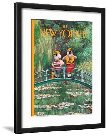 The New Yorker Cover - June 5, 2000